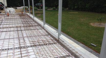 Jord og betonarbejde>